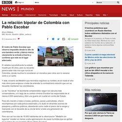 La relación bipolar de Colombia con Pablo Escobar