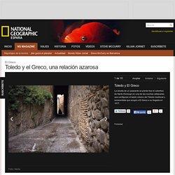 Toledo y el Greco, una relación azarosa