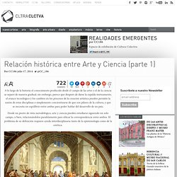 Relación histórica entre Arte y Ciencia (parte 1)