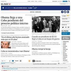 Estados Unidos - Cuba: relaciones diplomáticas