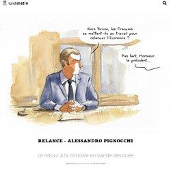 Relance - Alessandro Pignocchi