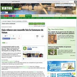Gaia relance une nouvelle fois la Commune de Virton