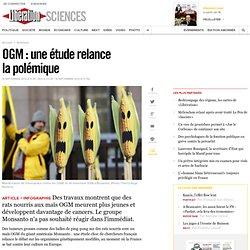 LIBERATION 19/09/12 Une étude sur les OGM révèle une surmortalité chez le rat