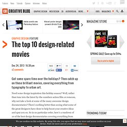The top 10 design-related movies