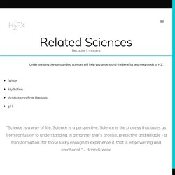 Related Sciences - H2FX