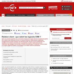 Relation client : que valent les logiciels CRM ?