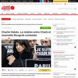 Charlie Hebdo. La relation entre Charb et Jeannette Bougrab contestée