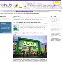 Des marques aux petits soins pour leurs clients - Tendances du marketing relationnel, consommation : le hub
