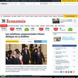 Les relations commerciales Chine-Afrique en 4 chiffres