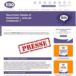 Relations presse et marketing : quelles synergies