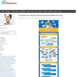 Go Relations - Blog View - Top Reasons to Appoint Professional Social Media Services
