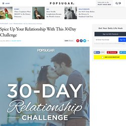 30-Day Relationship Challenge