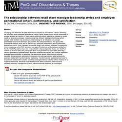 Proquest dissertations and theses 2008 olympics