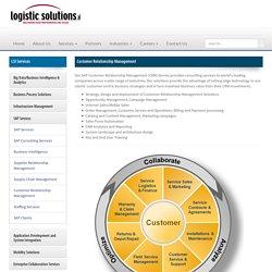 SAP Customer Relationship Management Service