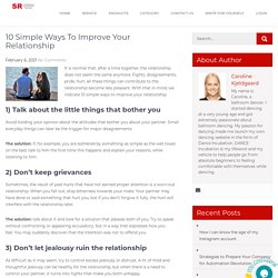 10 Simple Ways To Improve Your Relationship - Get Reliable Guest Post Submission Sites On Relevant Niche