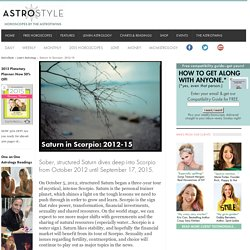 Astrostyle: Where Astrology Meets Love, Relationships, Career, Money, Fashion, Celebrities and more! Charts, readings, daily forecasts, monthly horoscopes and more by The AstroTwins, Tali and Ophira Edut