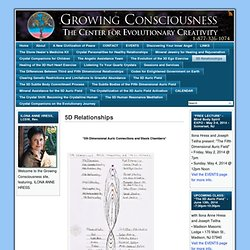 Growing Consciousness