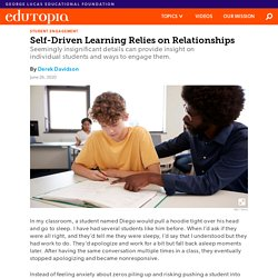 Relationships for Self-Driven Class