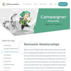 ENFP Relationships