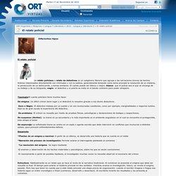 El relato policial - Lengua Y Literatura - Campus Virtual ORT
