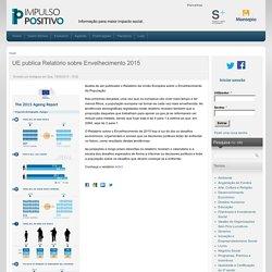 UE publica Relatório sobre Envelhecimento 2015
