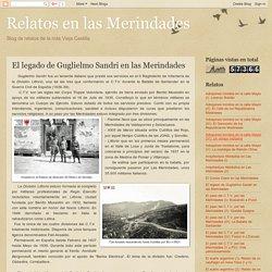 Relatos en las Merindades: El legado de Guglielmo Sandri en las Merindades