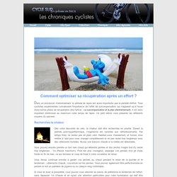 Comment récupérer après un effort : étirement massage relaxation allimentation