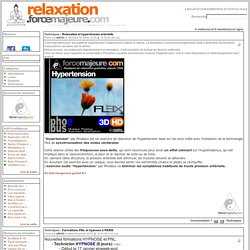 Index - Espace Relaxation - Site d'information sur la relaxation, la détente et la méditation