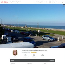 Relaxing homestay beside the ocean - Häuser zur Miete in Bray