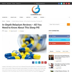 In-Depth Relaxium Reviews