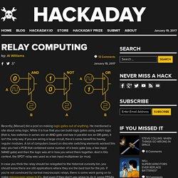 Relay Computing