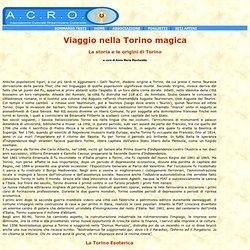 Relazioni: Viaggio nella Torino magica