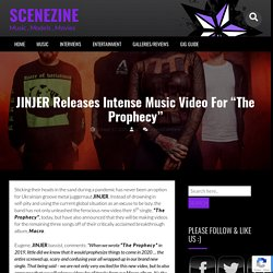 """JINJER Releases Intense Music Video For """"The Prophecy"""""""