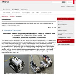 News Releases : March10,2014 : Hitachi Global