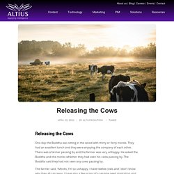 Releasing the Cows - Altius Technologies