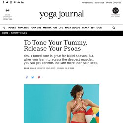 Tone Your Tummy, Release Your Psoas