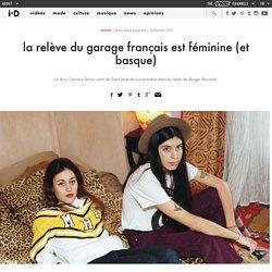 la relève du garage français est féminine (et basque)