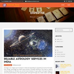 Reliable Astrology Services in India