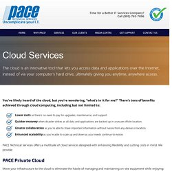 Cloud services Mississauga
