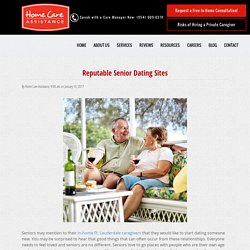 Reliable Dating Websites for Seniors
