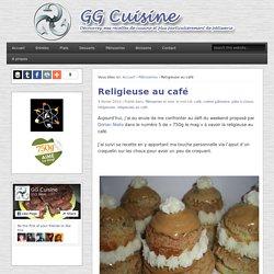 Religieuse au café - GG Cuisine