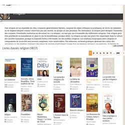 Religion - 9837 livres