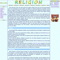 Religion celtique