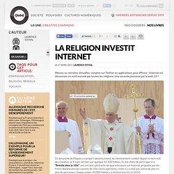 La religion investit Internet