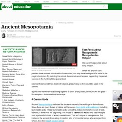 Religion of Mesopotamia