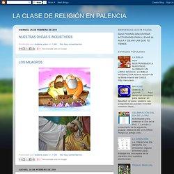 LA CLASE DE RELIGIÓN EN PALENCIA: febrero 2011
