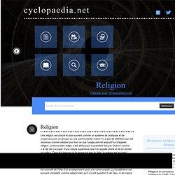 CYCLOPEDIA.net : Moteur de recherche scientifique