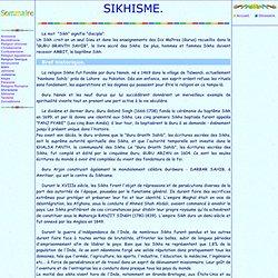 Religion sikhe