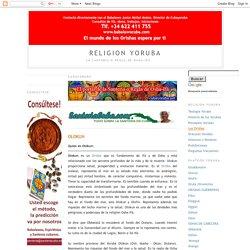 RELIGION YORUBA: OLOKUN