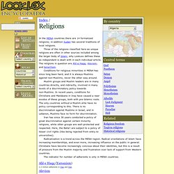 Index / Religions - LookLex Encyclopaedia